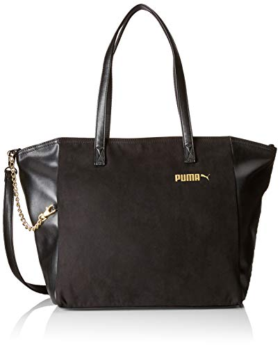 73ec6a6b4 PUMA 75415, Backpack Mujer, Negro, Talla única